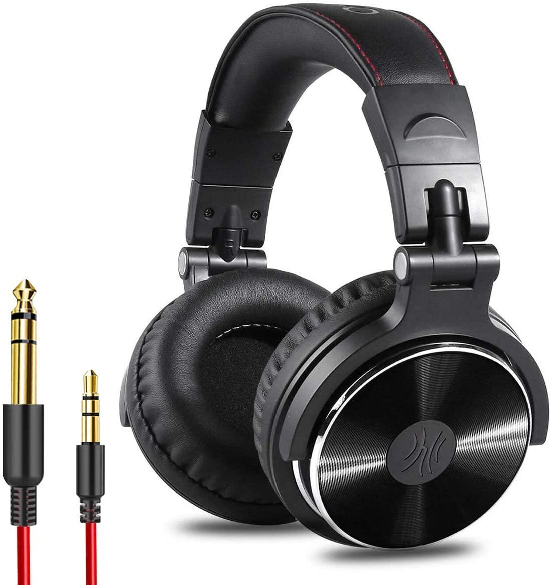 OneOdio Adapter-Free Headphones