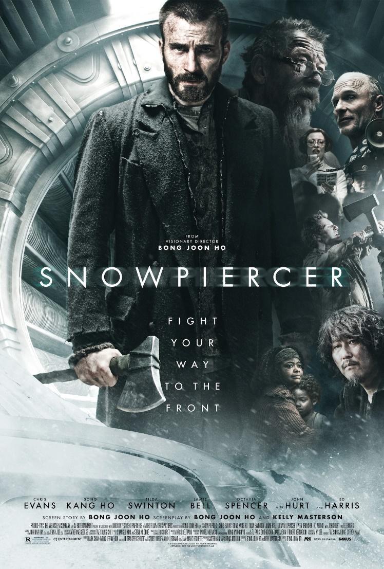 1. Snowpiercer