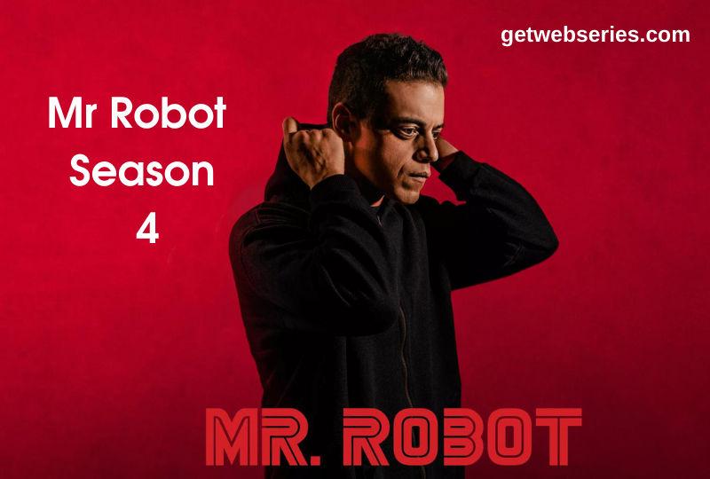 The finial season Mr Robot Season 4 on amazon prime