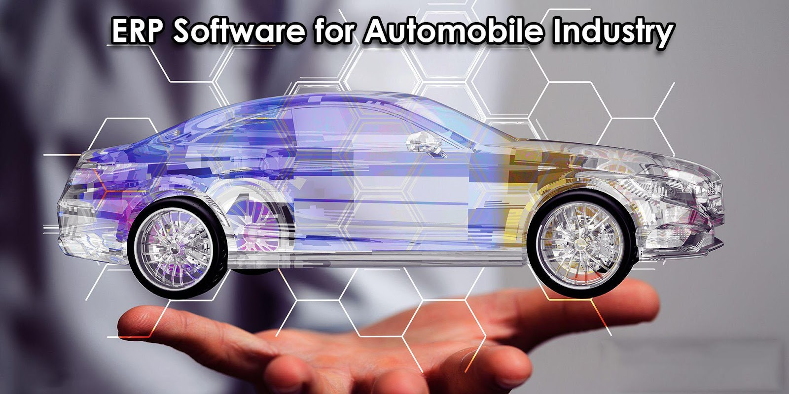 Automobile ERP Software