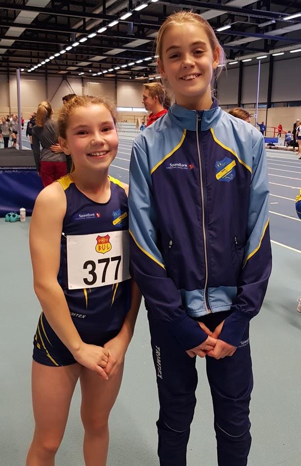 Wilma og Anna Birgitte