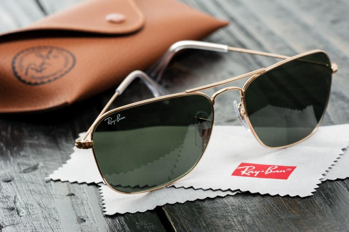 A pair of sunglasses on a newspaperDescription automatically generated with medium confidence