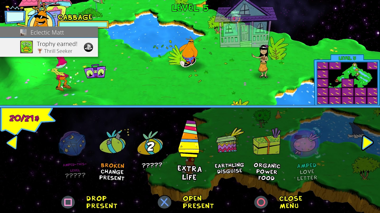 Toejam and Earl, ToeJam and Earl: Back In The Groove – The Review