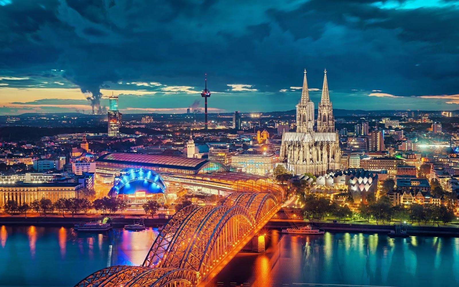 Германия отдых шенген