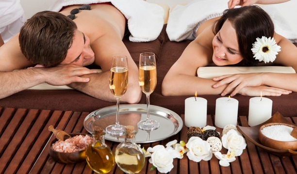 Taking a Massage Together on 14th February