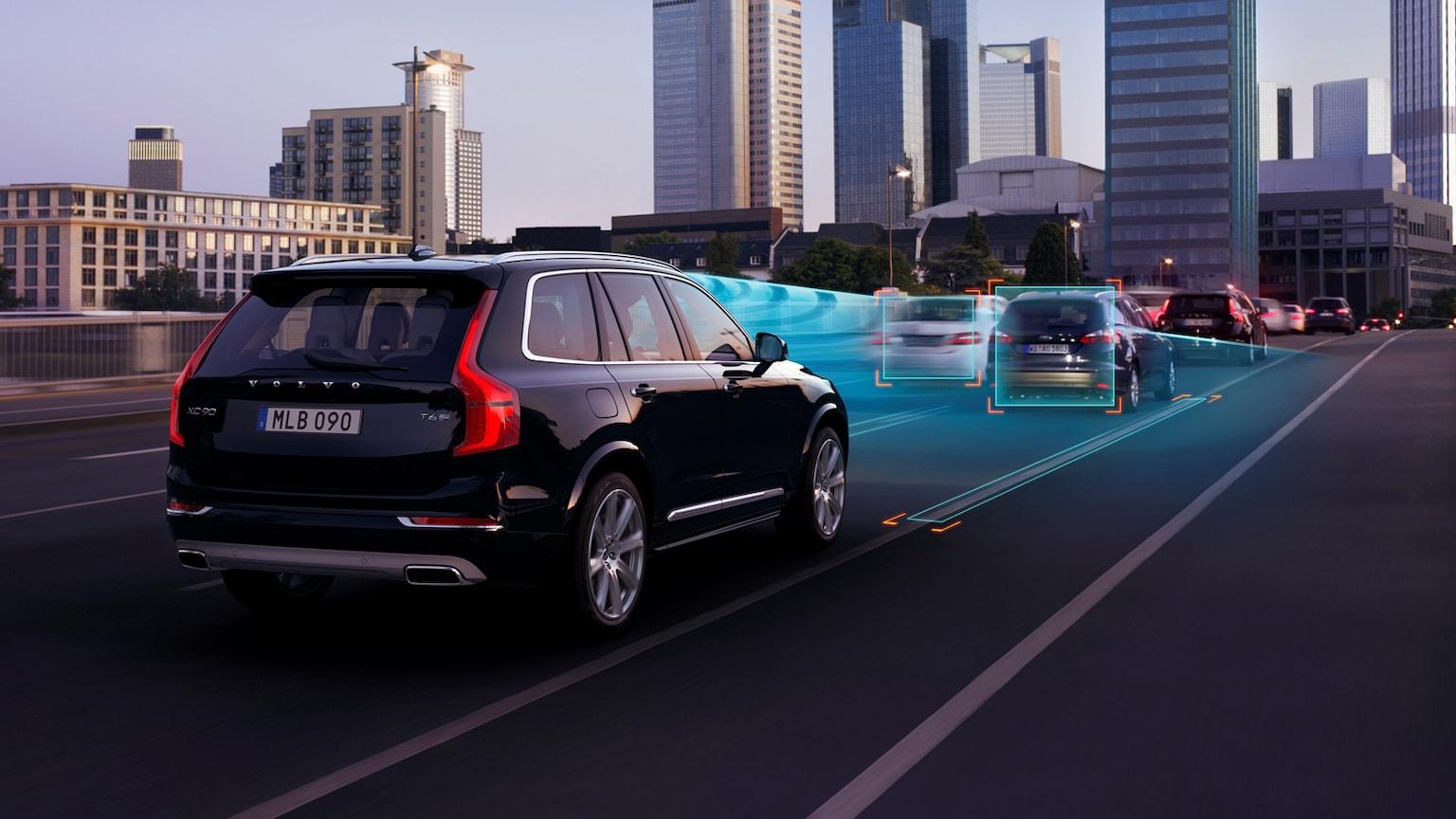 automobiļu tehnoloģijas 2021. gadā - uzlabotas vadītāja palīgsistēmas