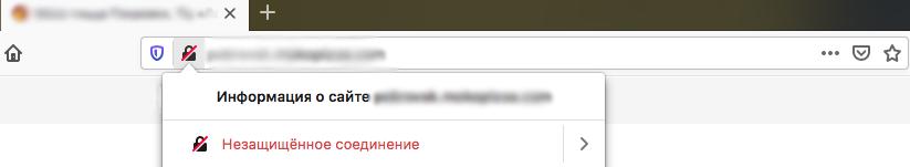 Сайти на яких не виявлено захисту