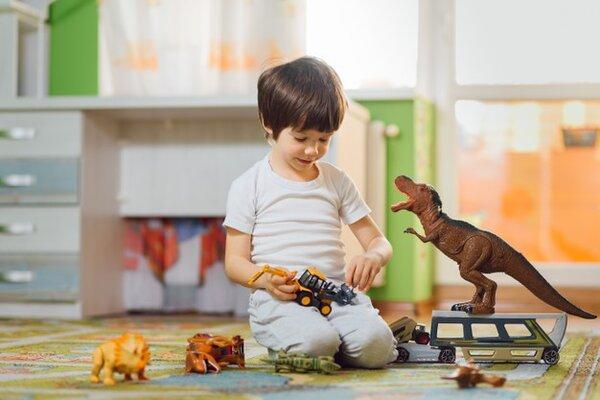 Giáo cụ Montessori giúp kích thích sự sáng tạo của trẻ