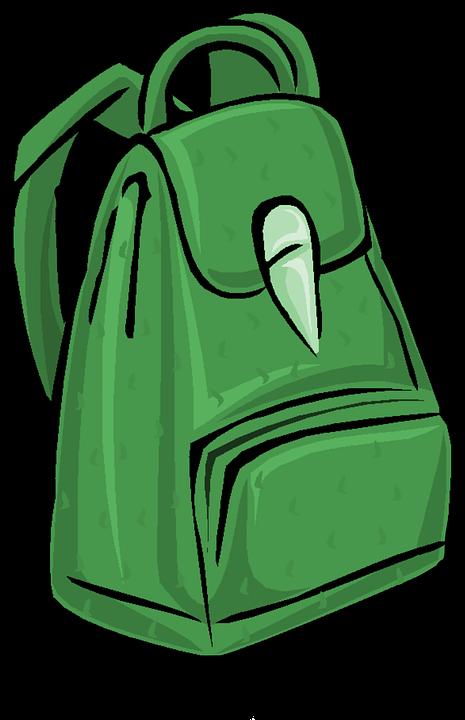 Backpack, Bag, School, Hike,