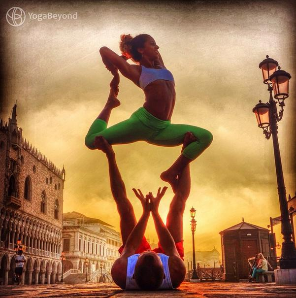 The World Is So Big, I Just Want To Do With Your Yoga