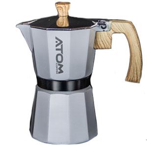 3. หม้อต้มกาแฟ Moka Pot ATOM COFFEE
