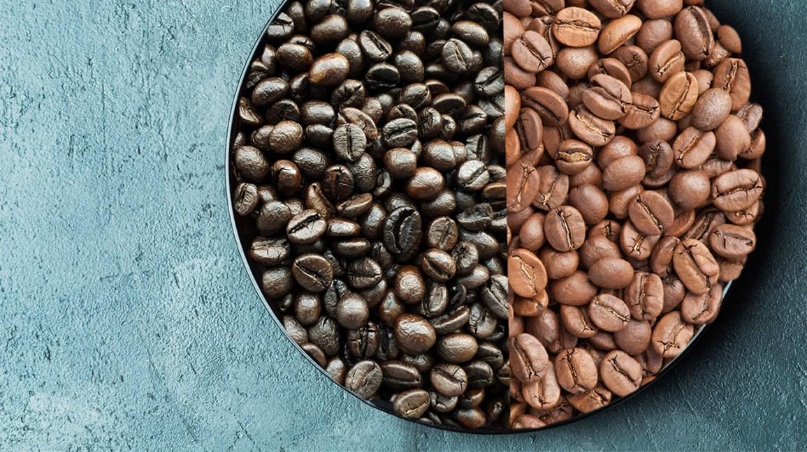 Light Roast vs. Dark Roast Coffee: Nutrition and Caffeine