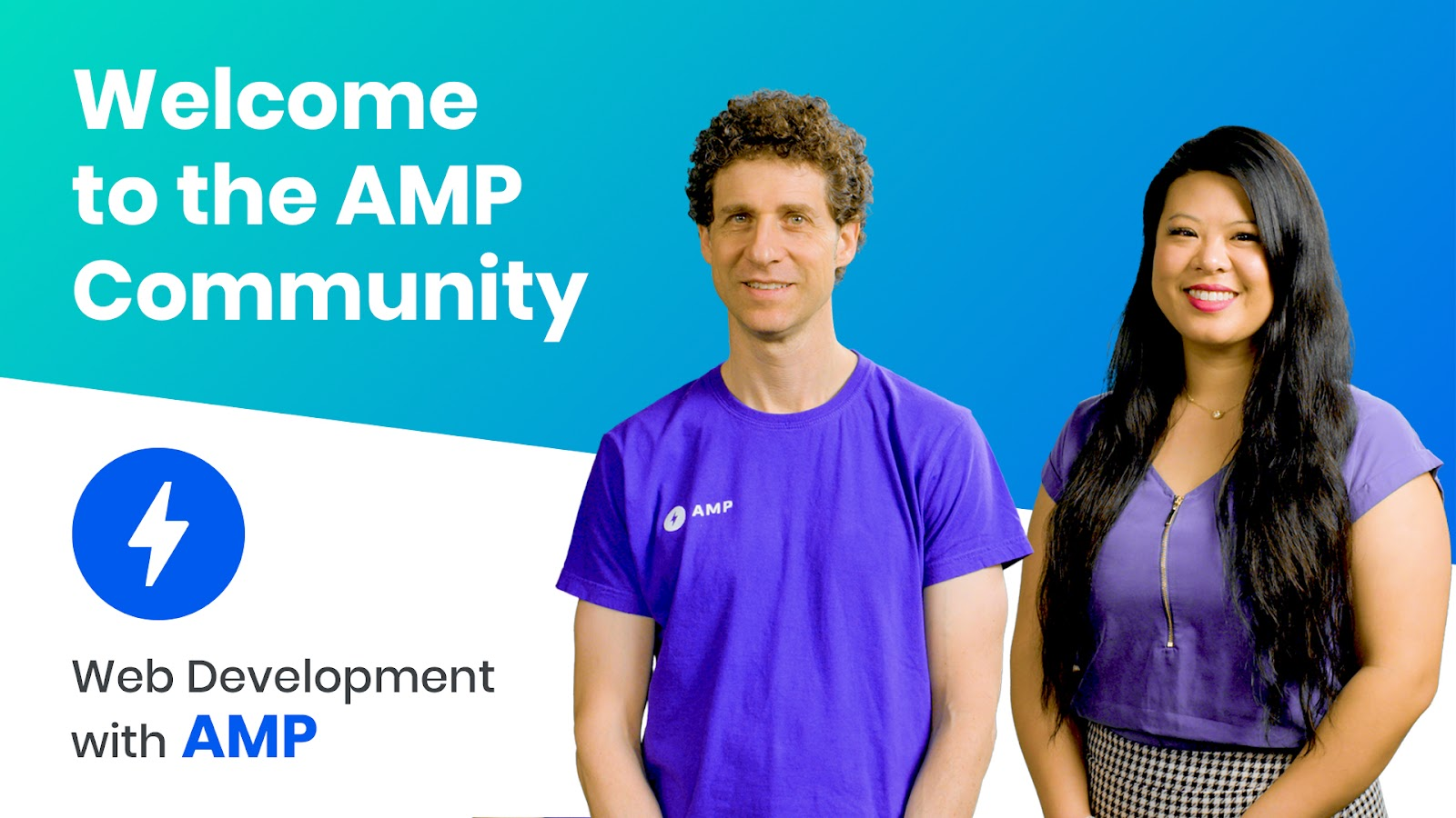3b41513fed51 We're excited to announce the release of our new courses that teach AMP.  Appropriately, they're called Web Development with AMP!