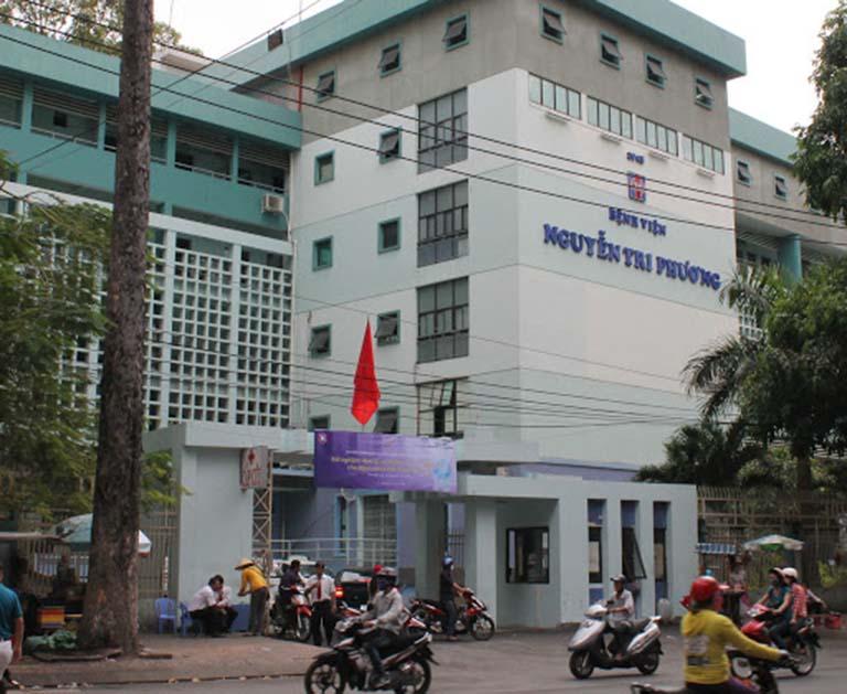 bệnh viện chữa trào ngược dạ dày ở TPHCM