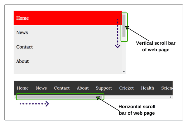 How to Scroll Up and Down in Selenium WebDriver