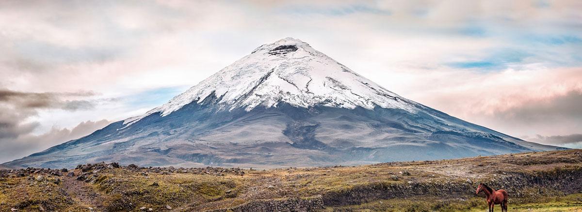 volcan cotopaxi Ecuador