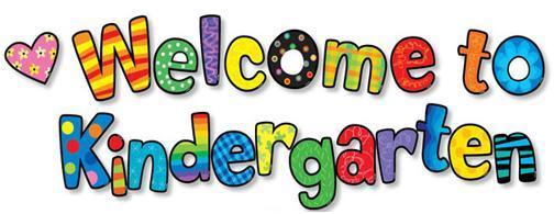 Image result for kindergarten registration clipart