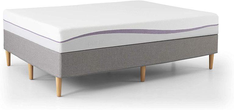 The Purple Hybrid Mattress