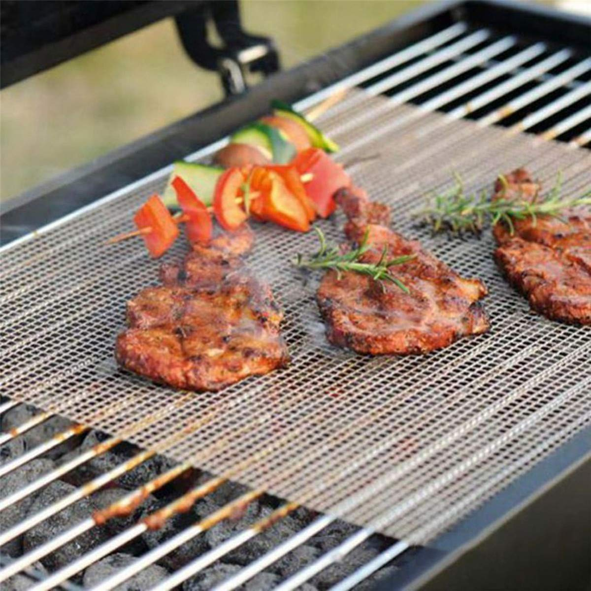 How To Choose The Best BBQ Grill Mat For Your Party