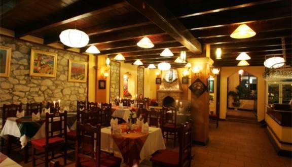Nhà hàng Sapa Lotus tại Sapa nổi tiếng theo phong cách ẩm thực phương Tây