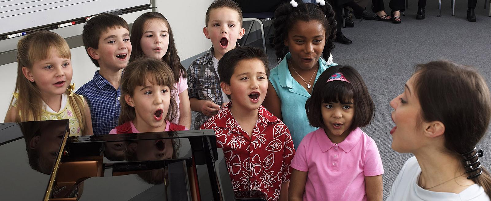 học thanh nhạc cho người mới bắt đầu