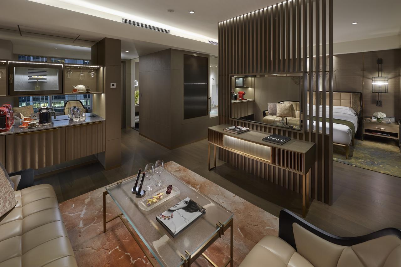 寵物友善酒店 置地文華東方酒店 Landmark Mandarin Oriental Pet friendly hotel hong kong