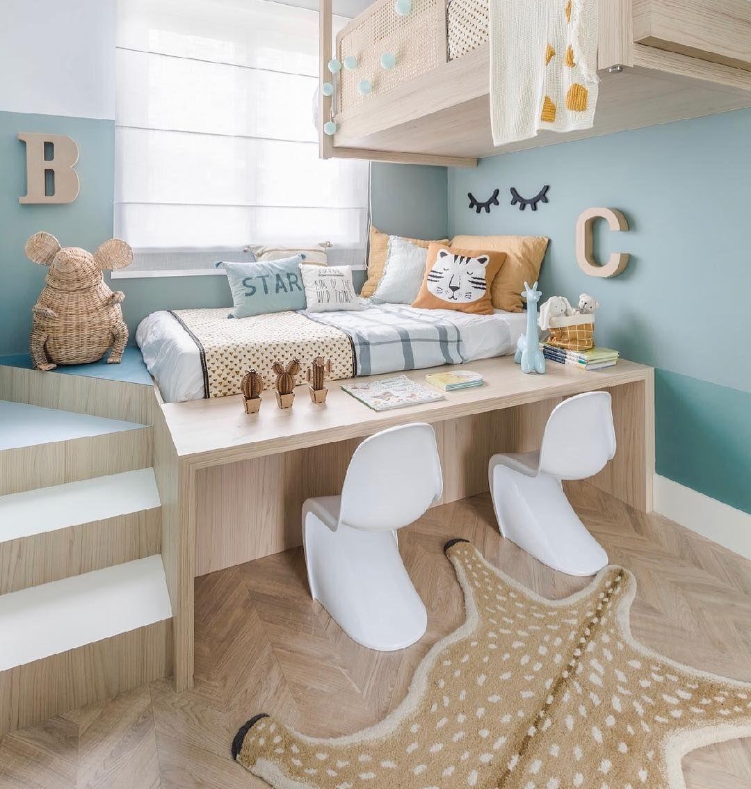 Nội thất phòng ngủ thông minh cho bé