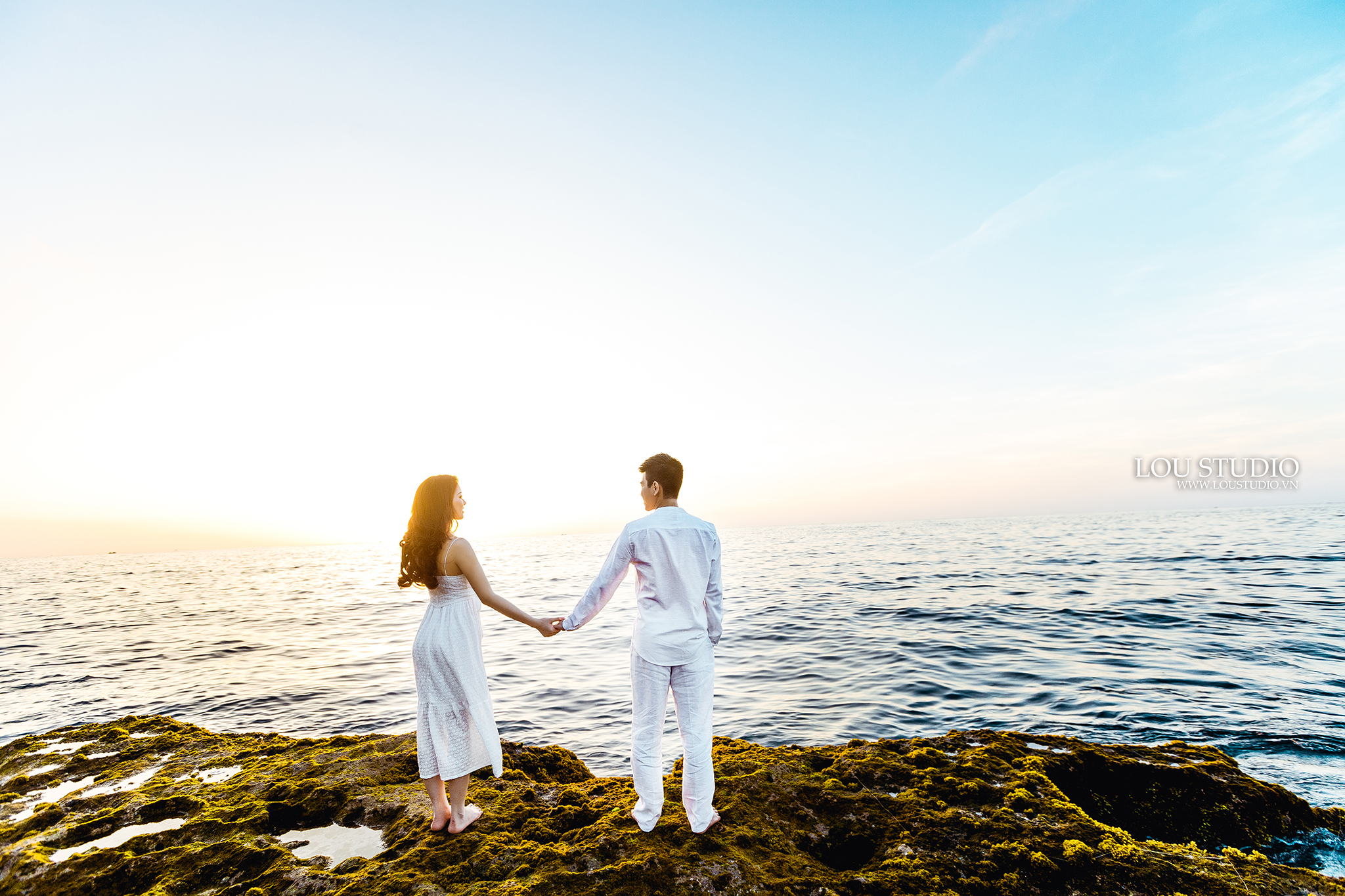 Những kinh nghiệm quý báu khi chụp ảnh cưới tại Hồ Cốc