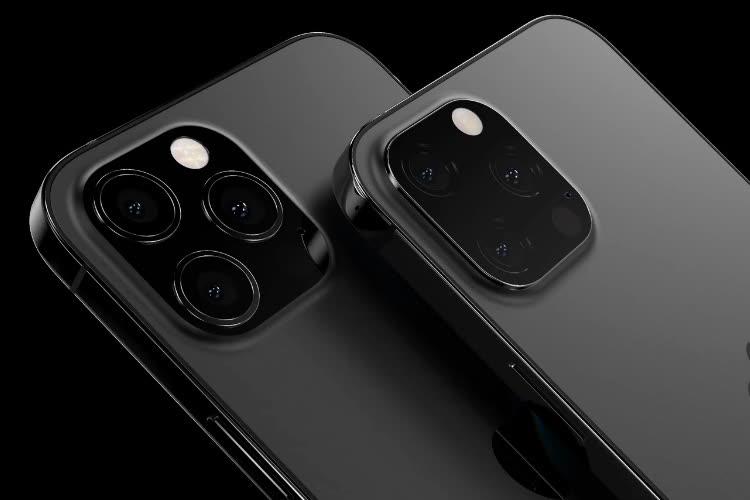 Màu đen Graphite trên iPhone 13 Pro và 13 Pro Max sang trọng