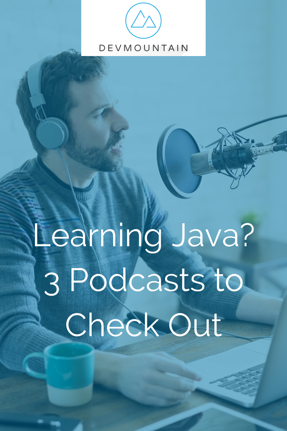 Learning Java? 3 Podcasts to Check Out