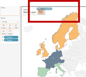 Copy a mark layer within Tableau
