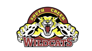South Creek Wildcats logo