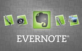 Evernote note taking software logo