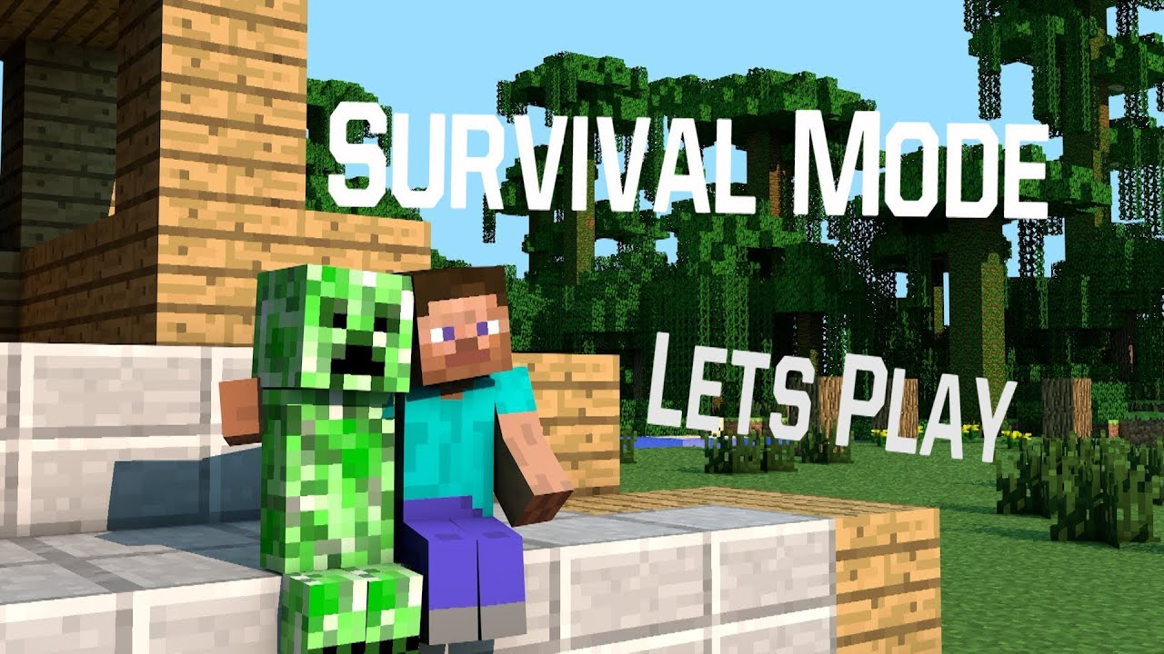 How many game modes in Minecraft - Survival  mode