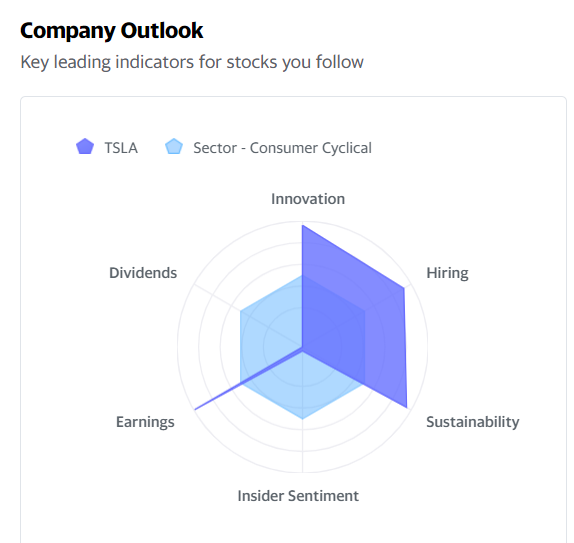 Company Outlook