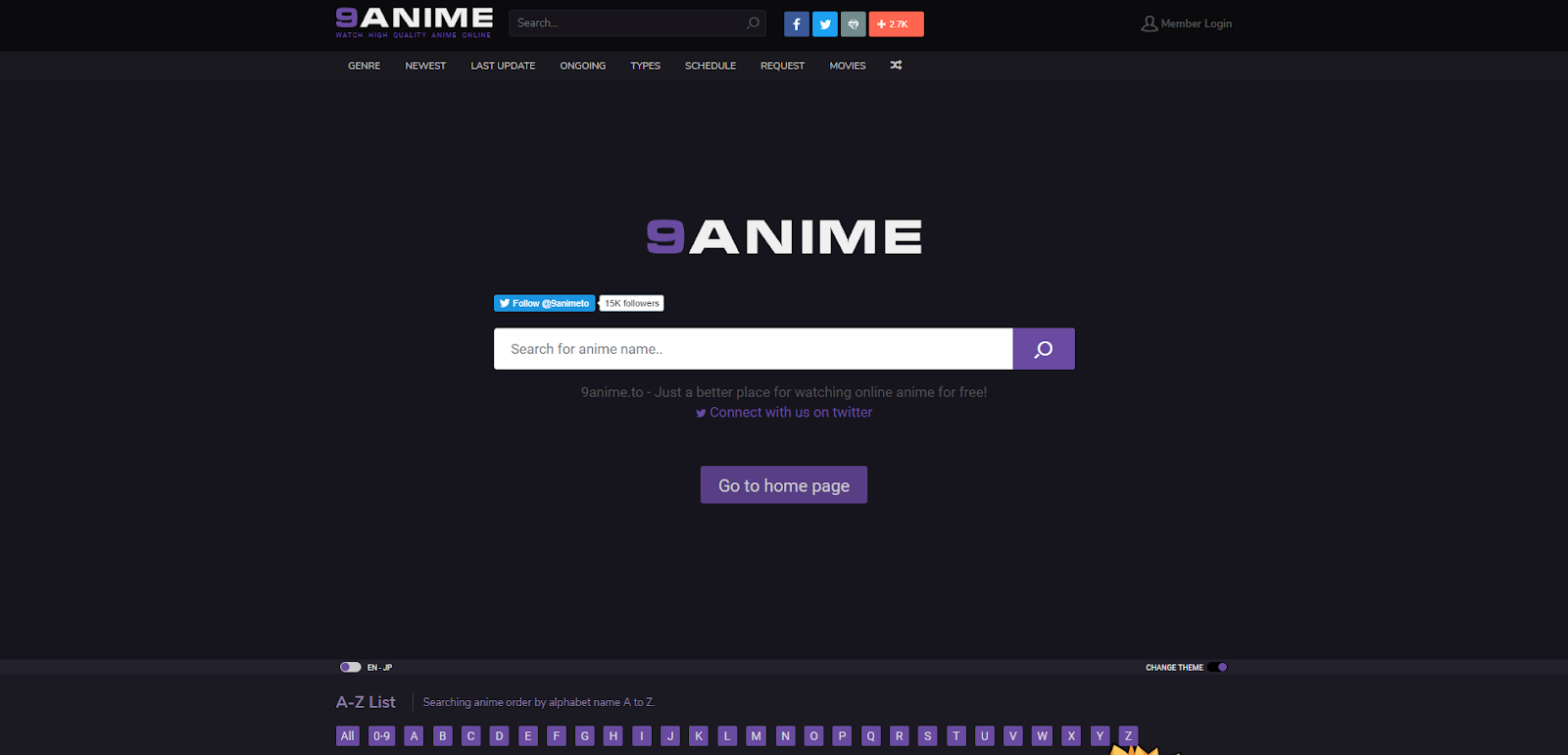 best anime torrent sites 2021 - 9Anime