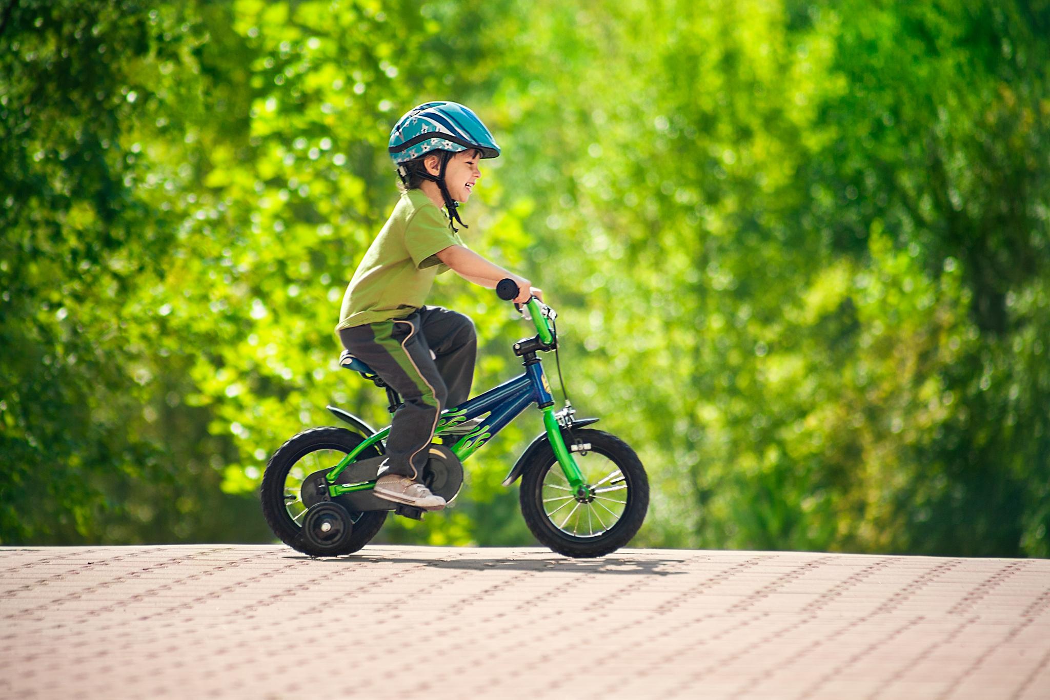 Детский велосипед для вашего малыша