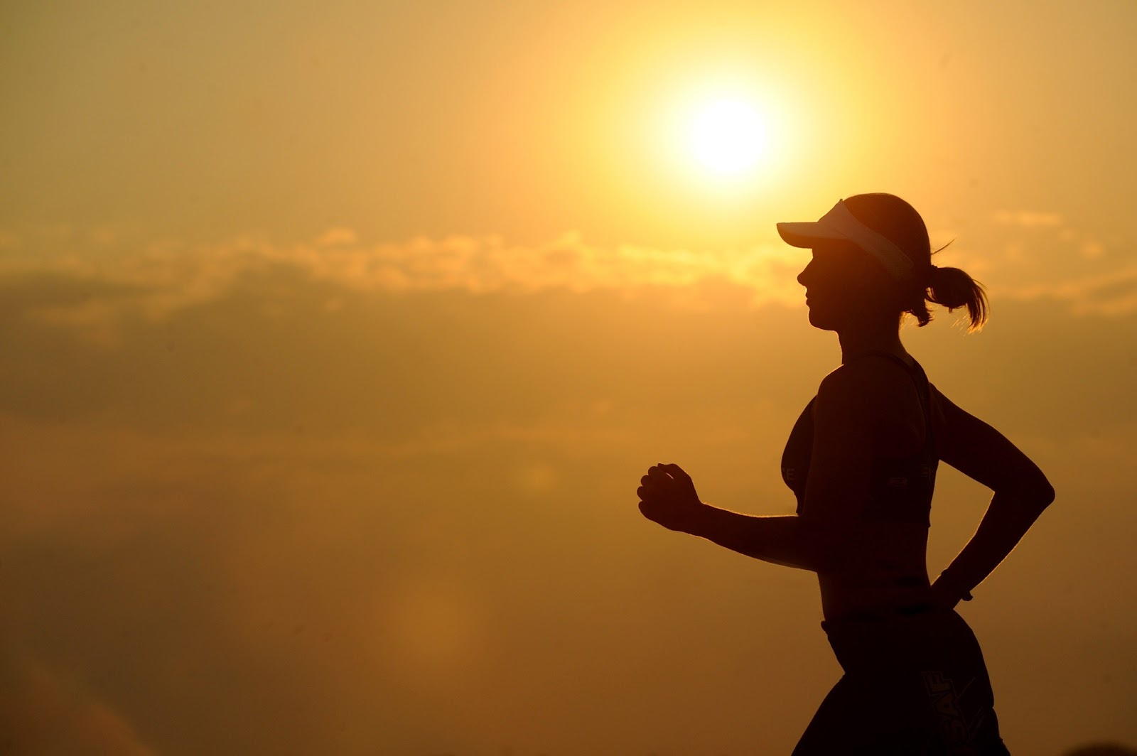 Run in The Winter Sun - Runners Need