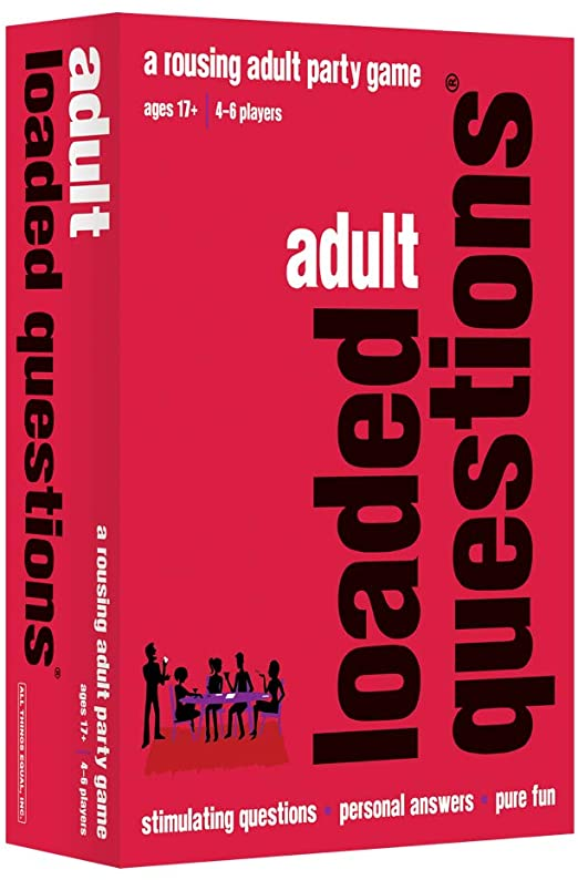 Adult Loaded Questions-A Rousing Adult Party Game