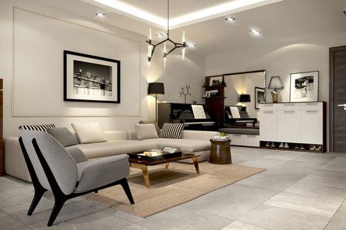 5 Xu hướng thiết kế phòng khách đơn giản đẹp năm 2019