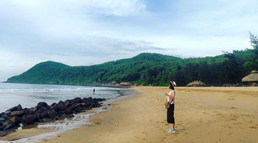 Những bãi biển hoang sơ bậc nhất tại Thanh Hóa