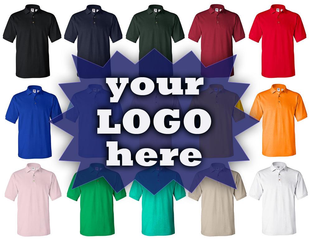 Футболки с лого – заказать на сайте deksgroup.com