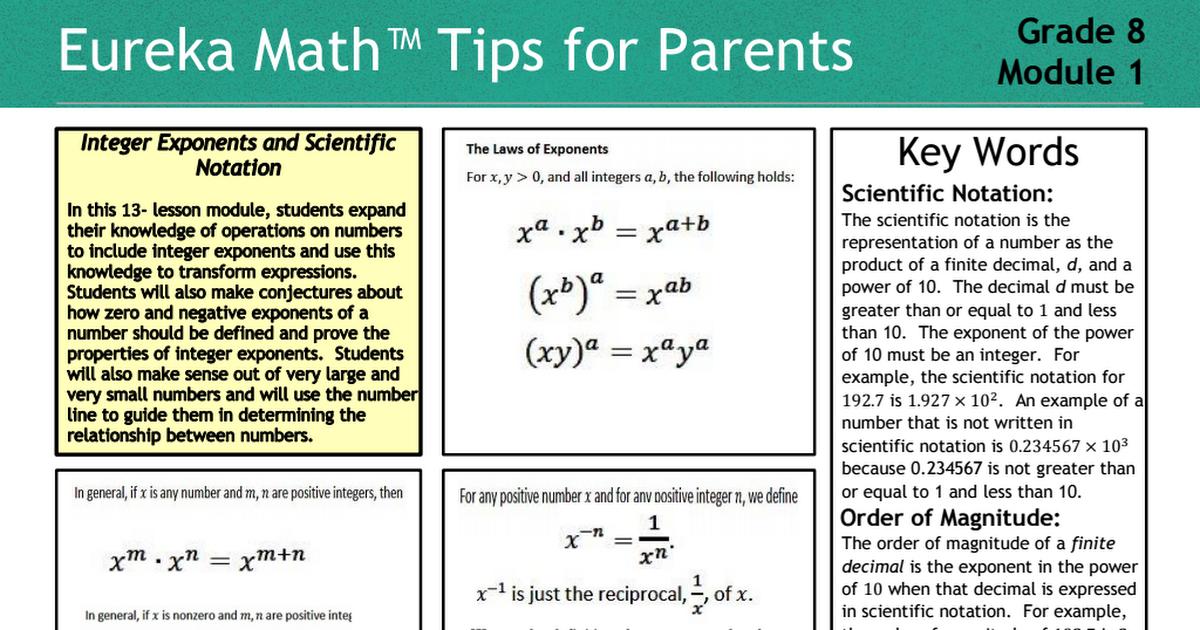 eureka_math_grade_8_module_1_parent_tip_sheet pdf - Google Drive