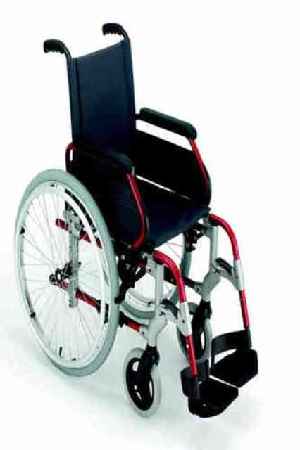 5.manual wheelchair