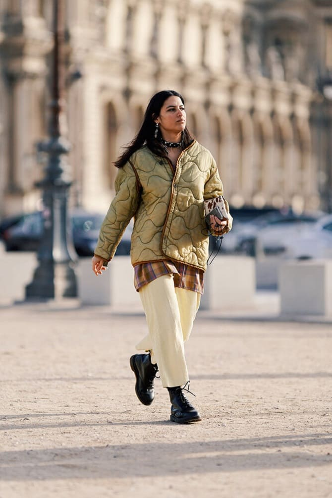 Fashionable quilted jackets 10
