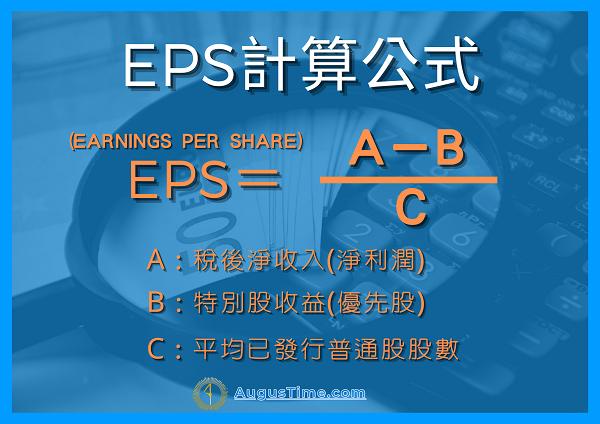 EPS公式計算方法