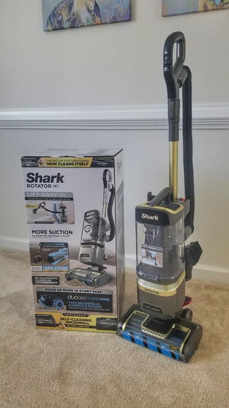 Shark LA502 Rotator Lift-Away reviews