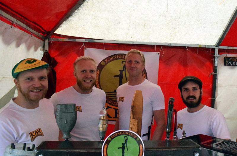 Med vänliga hälsningar gänget i Kornheddinge Bryggeri Kompani