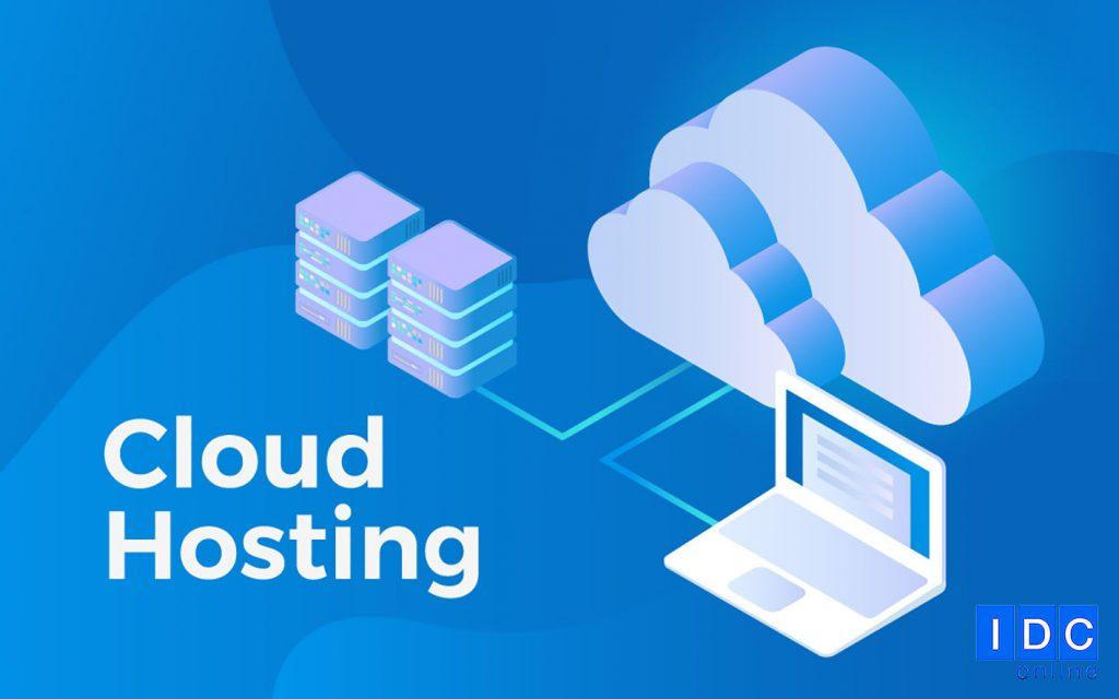 Hình 1: Cloud Hosting