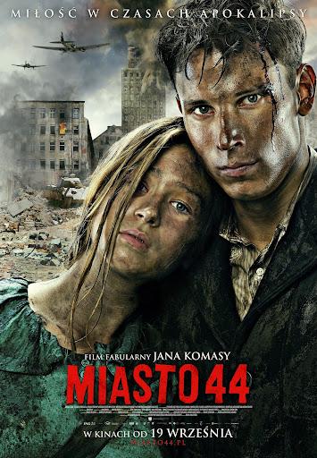 Polski plakat filmu 'Miasto 44'
